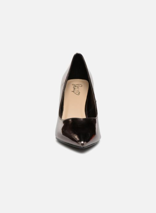 High heels I Love Shoes CADAME Silver model view