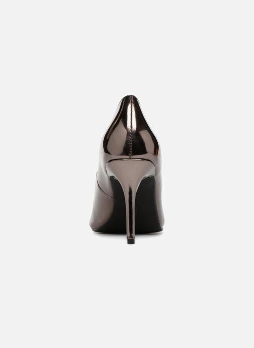 Zapatos de tacón I Love Shoes CADAME Plateado vista lateral derecha