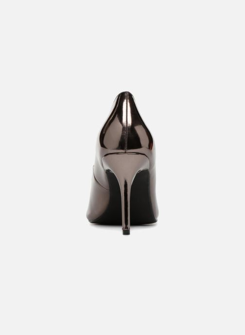 High heels I Love Shoes CADAME Silver view from the right