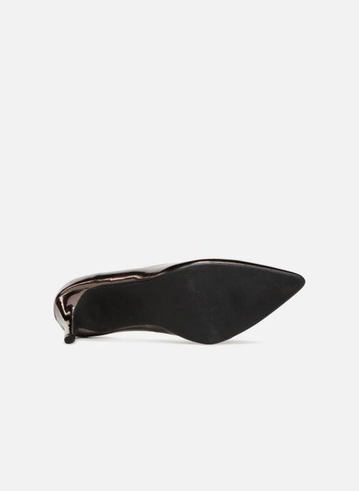 Escarpins I Love Shoes CADAME Argent vue haut