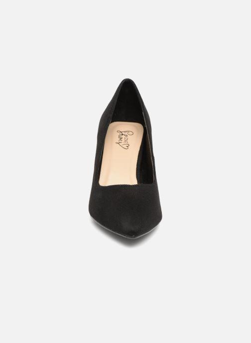 High heels I Love Shoes CADAME Black model view