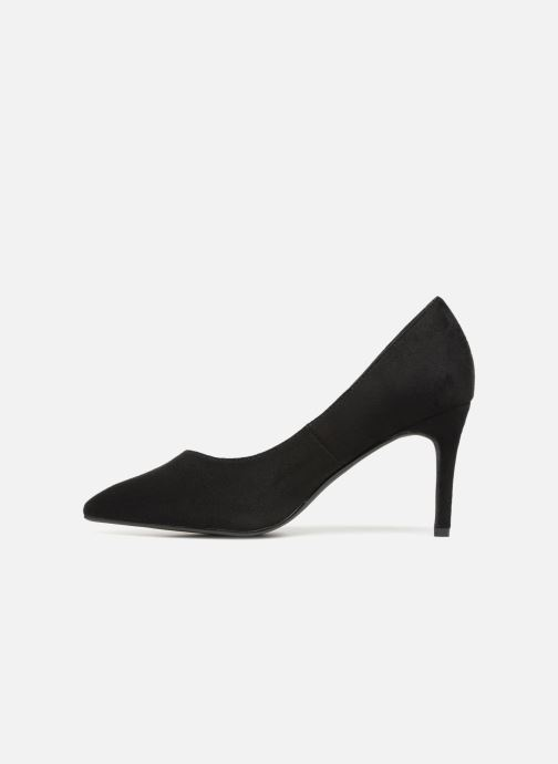 High heels I Love Shoes CADAME Black front view