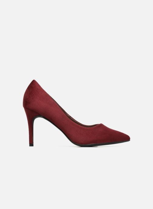 High heels I Love Shoes CADAME Burgundy back view