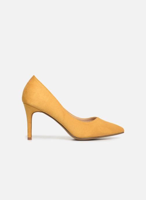 Zapatos de tacón I Love Shoes CADAME Amarillo vistra trasera