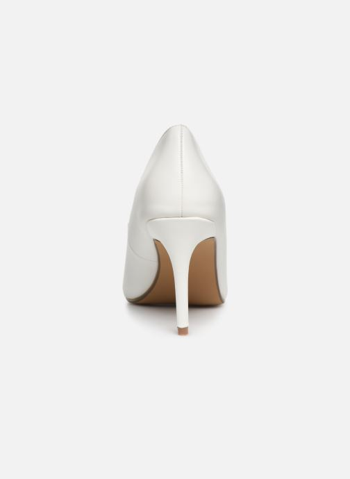 High heels I Love Shoes CADAME White view from the right