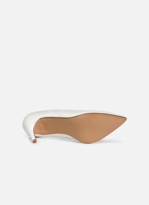 Escarpins I Love Shoes CADAME Blanc vue haut