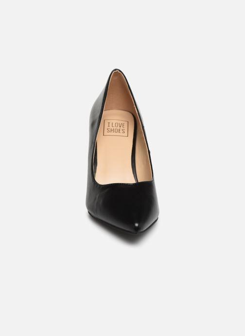 Décolleté I Love Shoes CADAME Nero modello indossato