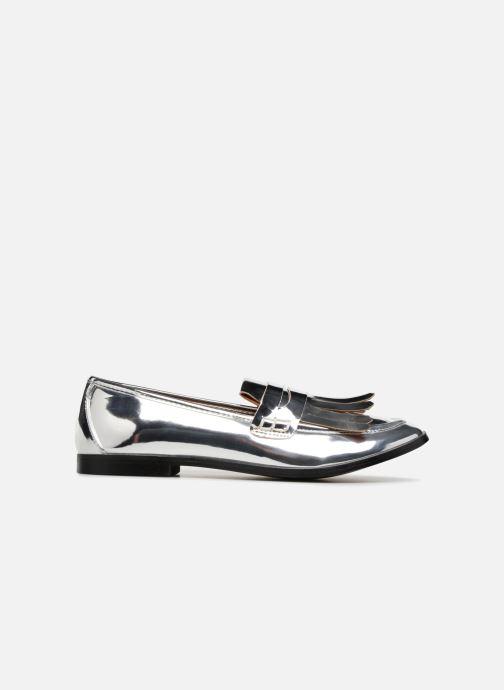 Mocasines I Love Shoes CANOE Plateado vistra trasera
