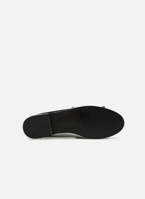 Mocassins I Love Shoes CANOE Argent vue haut