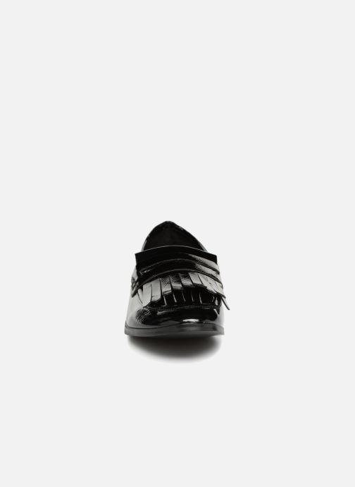 Mocassins I Love Shoes CANOE Noir vue portées chaussures