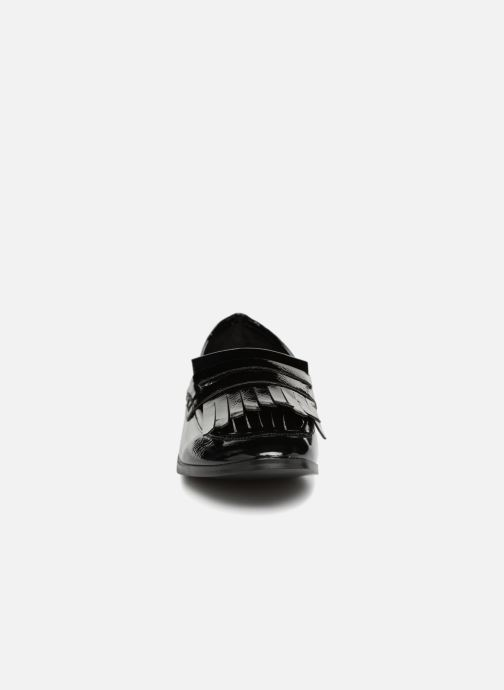 Mocassini I Love Shoes CANOE Nero modello indossato