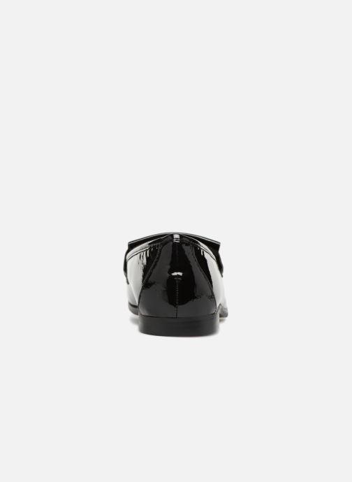 Mocassins I Love Shoes CANOE Noir vue droite
