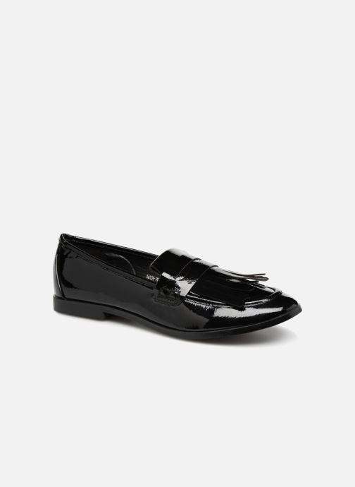 Mocasines I Love Shoes CANOE Negro vista de detalle / par