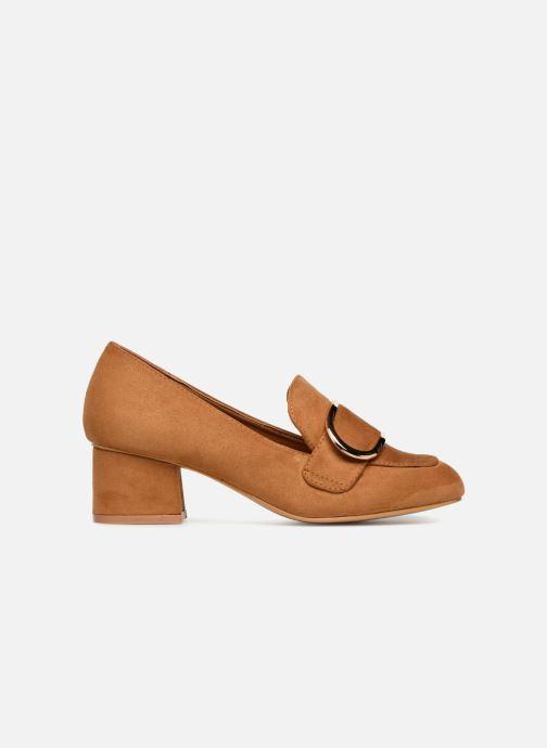 Mocasines I Love Shoes CABOUCLE Marrón vistra trasera