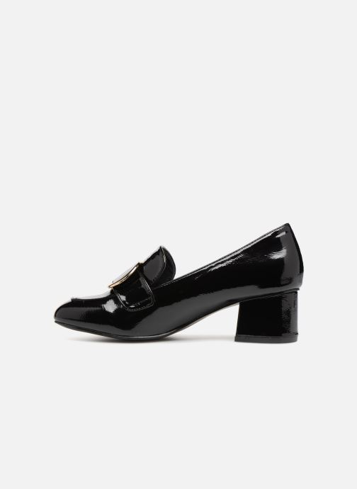 Loafers I Love Shoes CABOUCLE Sort se forfra