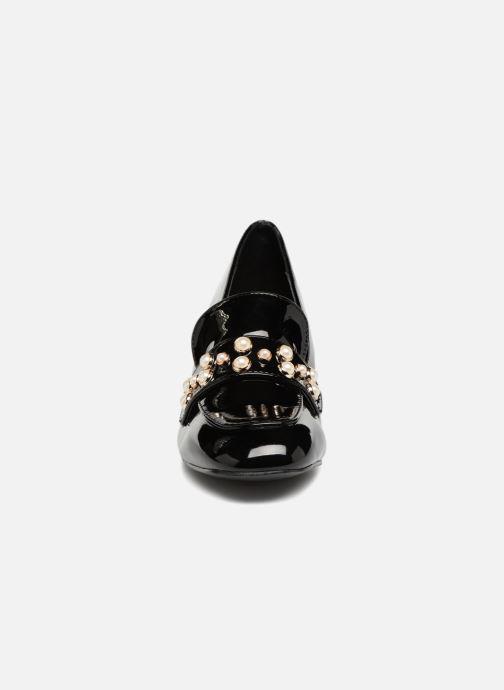 Mocassini I Love Shoes CAPERLE Nero modello indossato