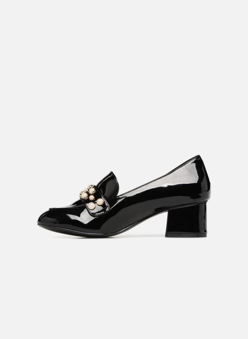Loafers I Love Shoes CAPERLE Black front view