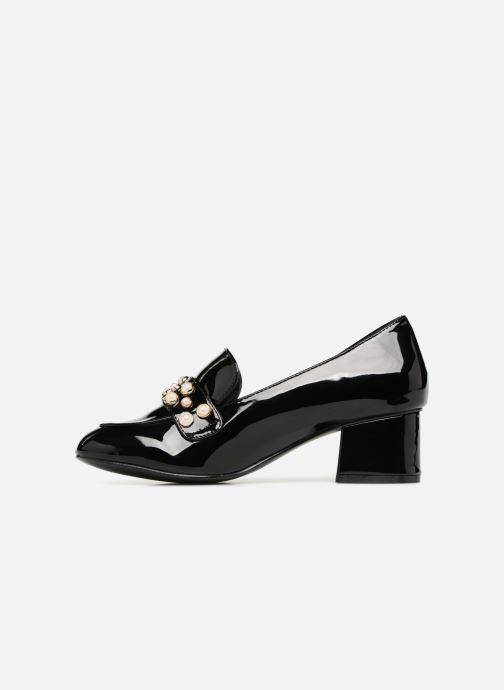 Mocassins I Love Shoes CAPERLE Noir vue face