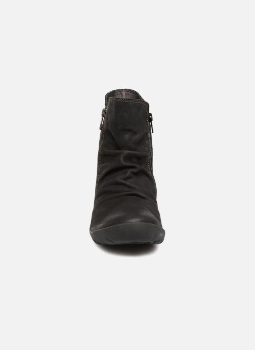 Stiefeletten & Boots Think! Guetsho 83059 schwarz schuhe getragen