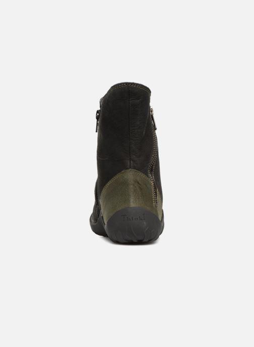 Bottines et boots Think! Guetsho 83059 Noir vue droite
