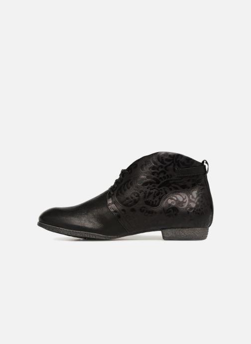 Bottines et boots Think! Ebbs 83131 Noir vue face