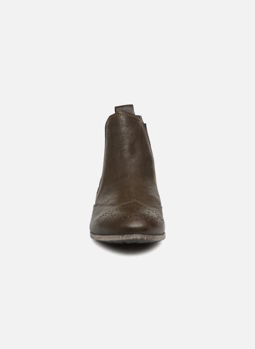 Bottines et boots Think! Ebbs 83136 Vert vue portées chaussures