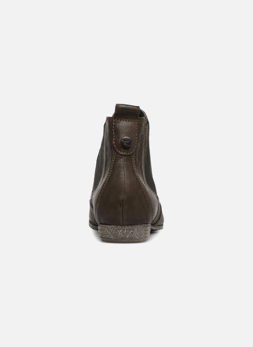 Bottines et boots Think! Ebbs 83136 Vert vue droite