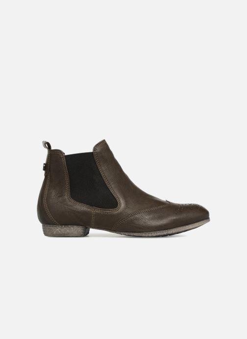Bottines et boots Think! Ebbs 83136 Vert vue derrière