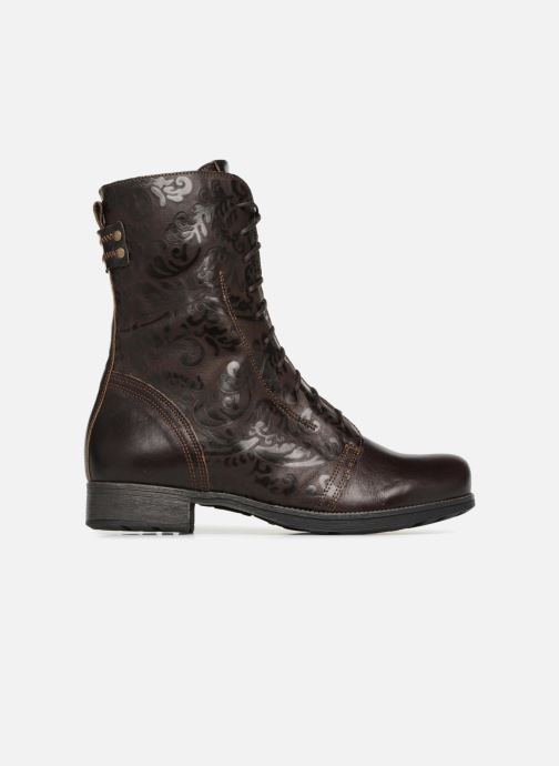 Bottines et boots Think! Denk 83026 Marron vue derrière