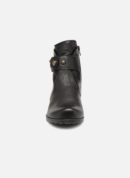 Stiefeletten & Boots Think! Denk 83015 schwarz schuhe getragen