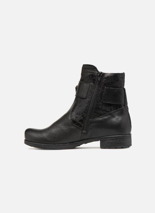 Stiefeletten & Boots Think! Denk 83015 schwarz ansicht von vorne
