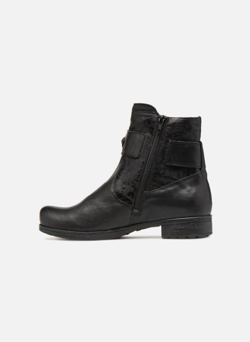 Bottines et boots Think! Denk 83015 Noir vue face