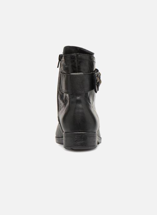 Stiefeletten & Boots Think! Denk 83015 schwarz ansicht von rechts