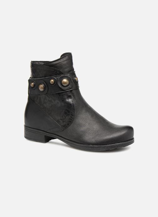 Stiefeletten & Boots Think! Denk 83015 schwarz detaillierte ansicht/modell