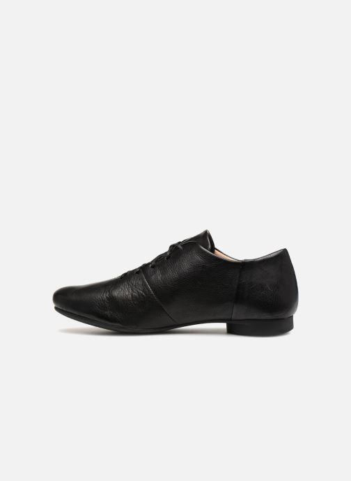 Zapatos con cordones Think! Guad 83270 Negro vista de frente