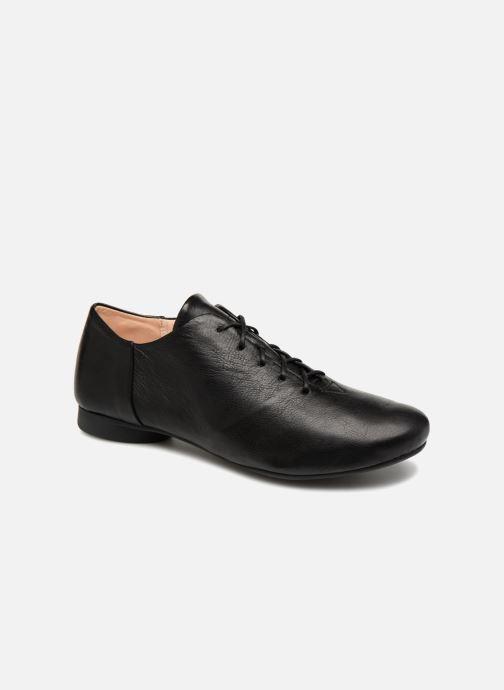 Zapatos con cordones Think! Guad 83270 Negro vista de detalle / par
