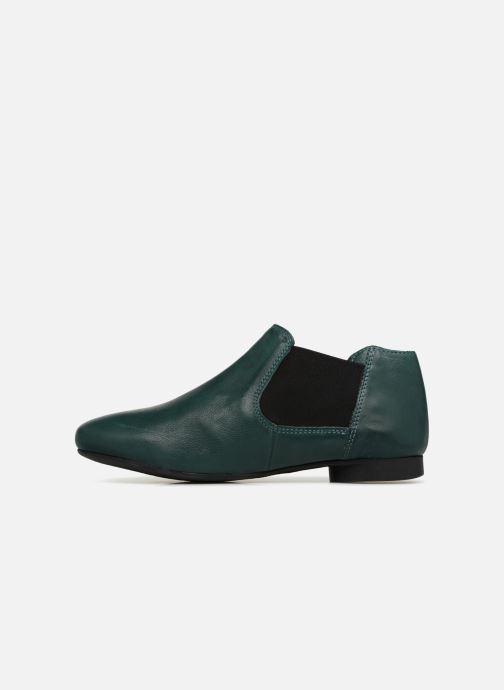 Bottines et boots Think! Guad 83275 Vert vue face