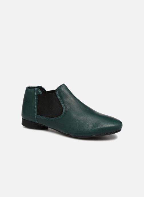 Ankelstøvler Think! Guad 83275 Grøn detaljeret billede af skoene