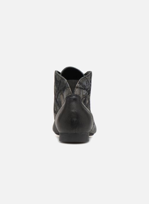Bottines et boots Think! Guad 83299 Noir vue droite