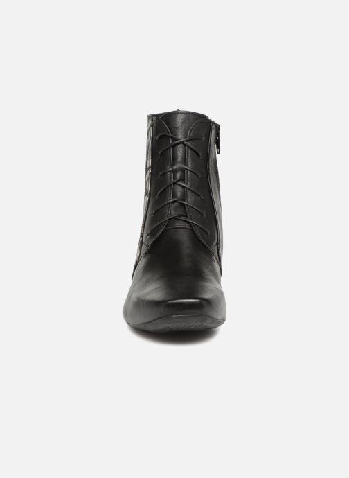 Bottines et boots Think! Karena 83189 Noir vue portées chaussures