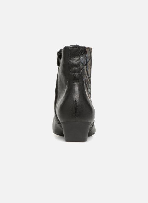 Bottines et boots Think! Karena 83189 Noir vue droite