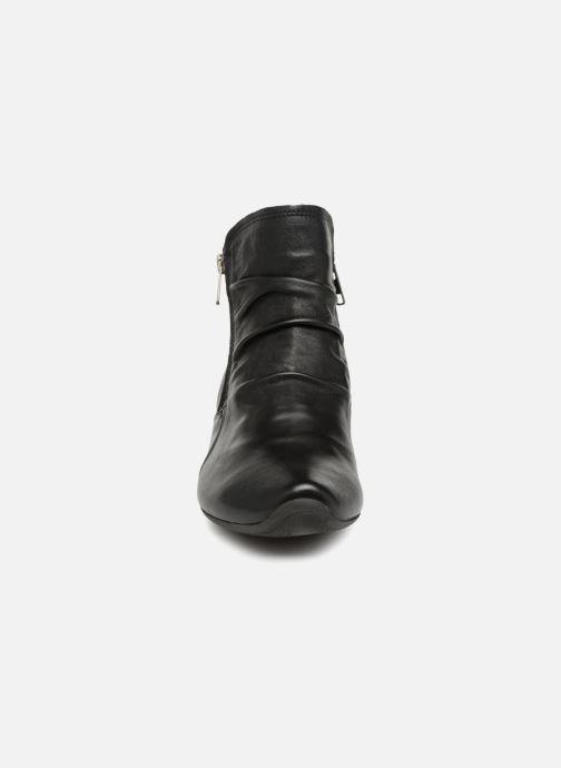 Bottines et boots Think! Aida 83267 Noir vue portées chaussures