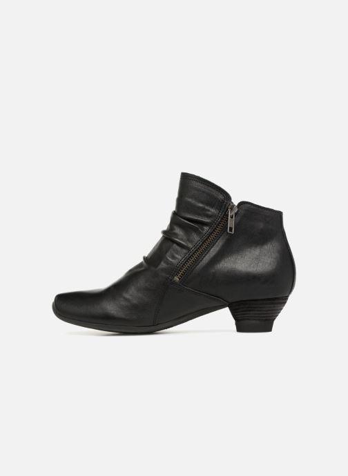 Bottines et boots Think! Aida 83267 Noir vue face