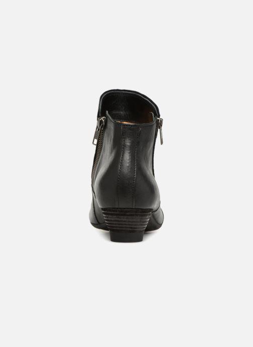 Bottines et boots Think! Aida 83267 Noir vue droite