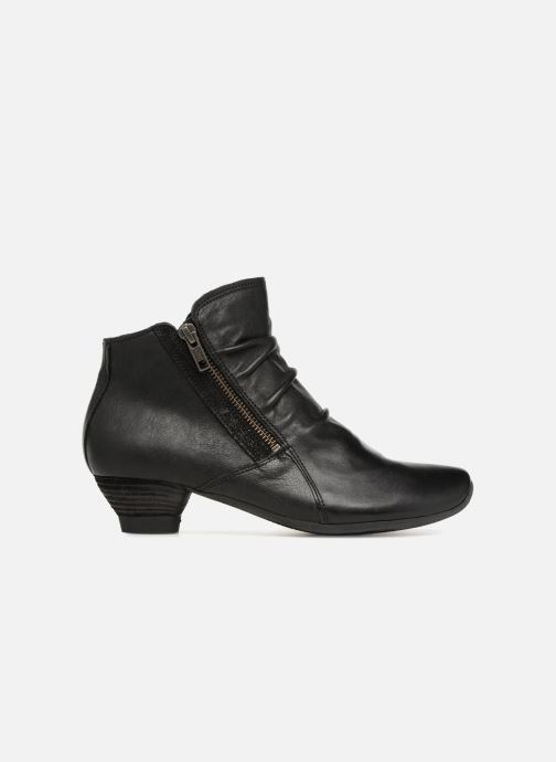 Bottines et boots Think! Aida 83267 Noir vue derrière
