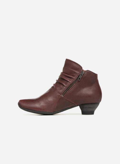 Bottines et boots Think! Aida 83267 Bordeaux vue face