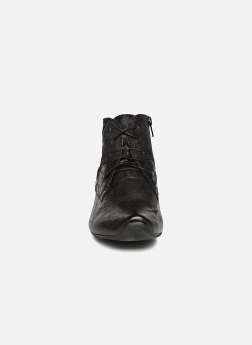 Stiefeletten & Boots Think! Aida 83252 schwarz schuhe getragen