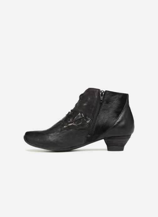 Bottines et boots Think! Aida 83252 Noir vue face