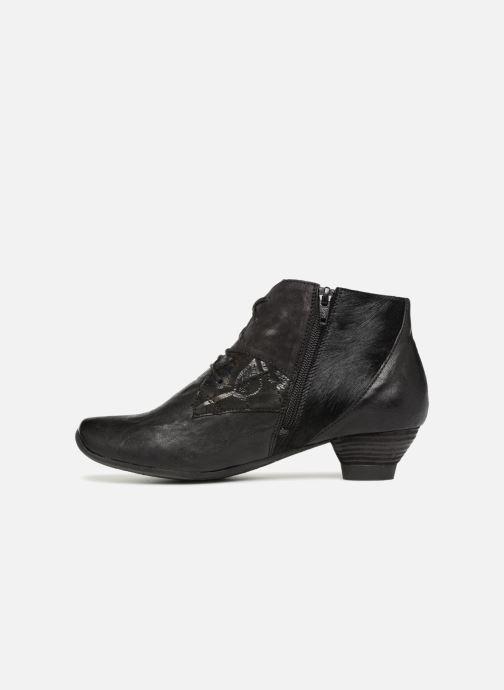 Stiefeletten & Boots Think! Aida 83252 schwarz ansicht von vorne