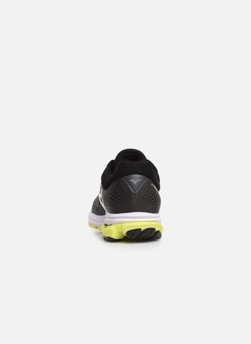 Chaussures de sport Mizuno Wave Rider 22 Gris vue droite